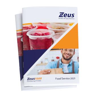 Zeus Food Brochure