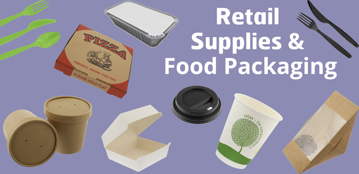Retail Supplies and Food Packaging 2