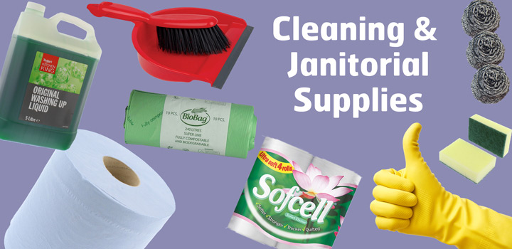 Cleaning and Janitorial Supplies Opt