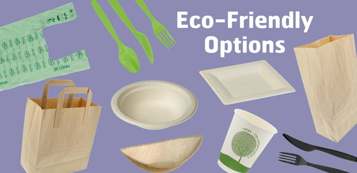 Eco-Friendly Options Opt