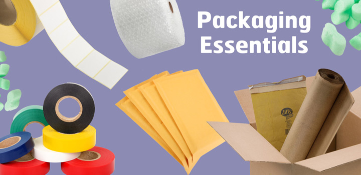 Packaging Essentials Opt