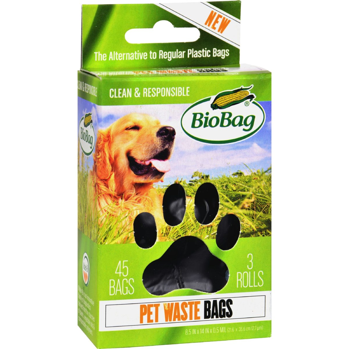 Environmentally Friendly Dog Poop Bags