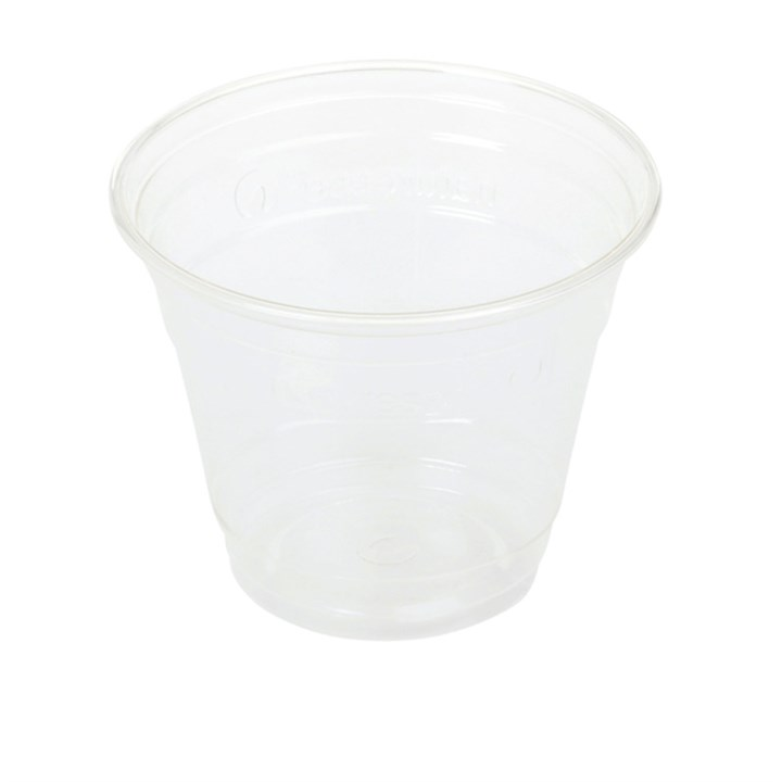250ML COMPOSTABLE PLA DESSERT CUP