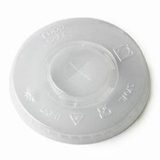 16OZ/20OZ TRANSPARENT PLASTIC COLD CUP LIDS