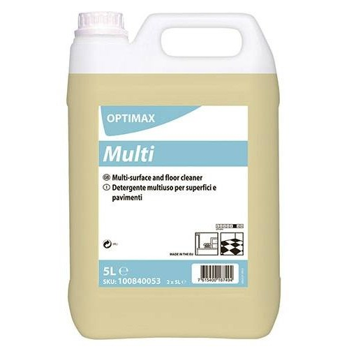 OPTIMAX MULTI SURFACE  FLOOR CLEANER 5 LITRE