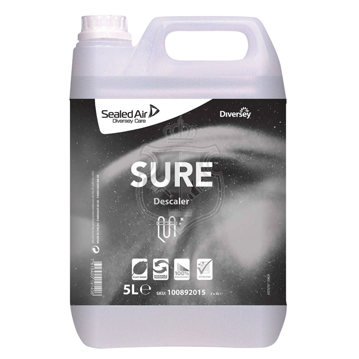 SURE DESCALER 5 LITRE
