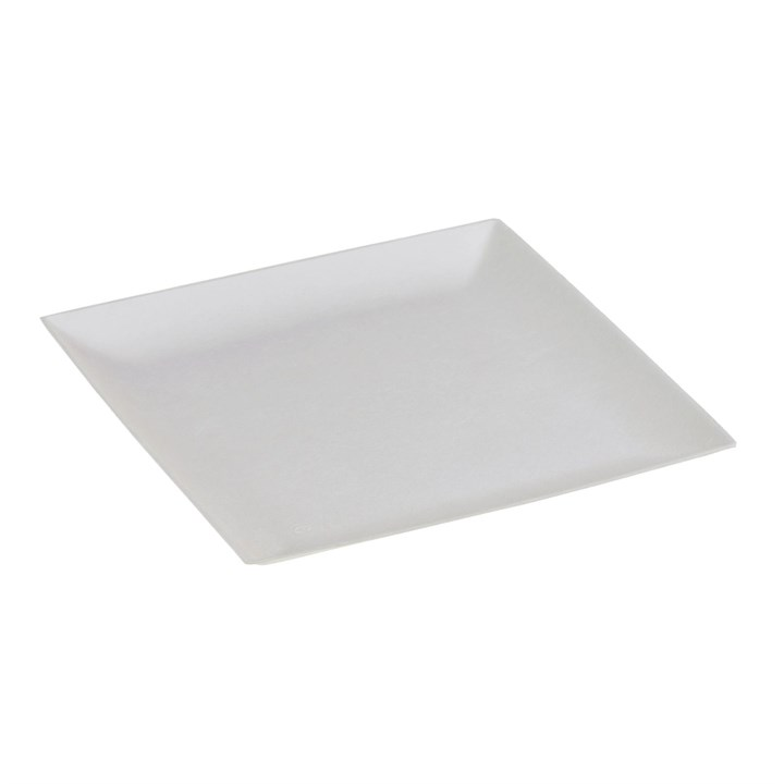 Naturesse Sugarcane Compostable Disposable Komodo Square Plate 220 X 220mm