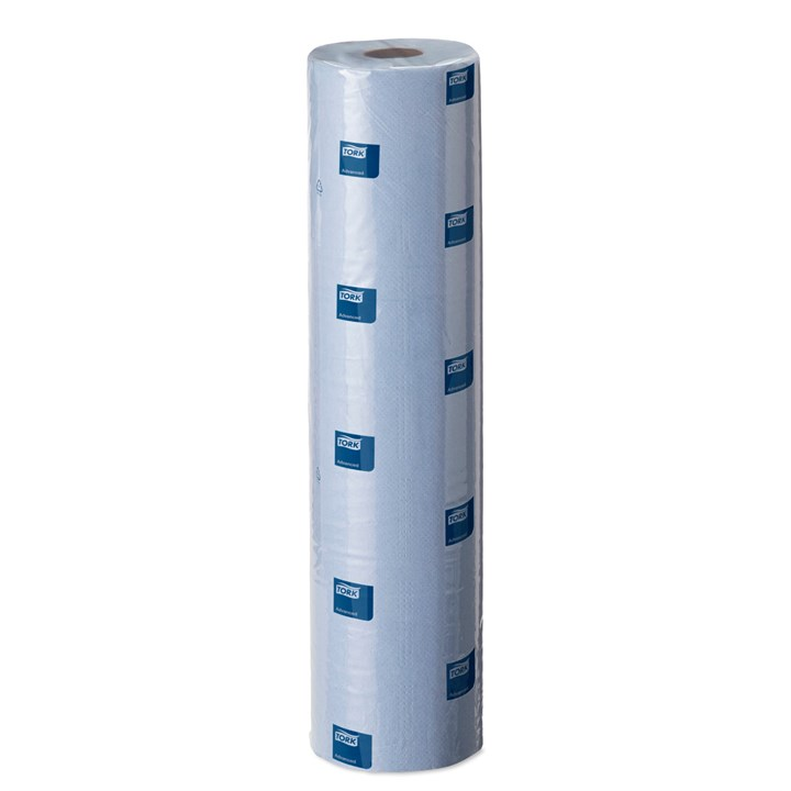 TORK BLUE COUCH ROLL ADVANCED 2 PLY C1