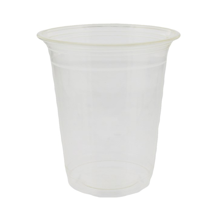 PLA COMPOSTABLE CLEAR SMOOTHIE CUP