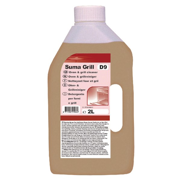 SUMA GRILL D9 PROFESSIONAL OVEN & GRILL CLEANER