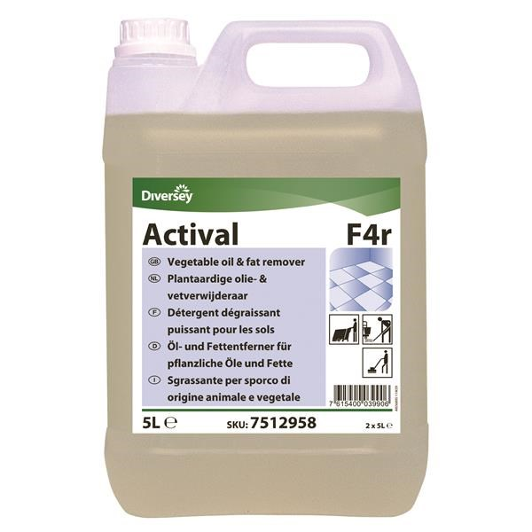ACTIVAL FLOOR CLEANER 5 LITRE
