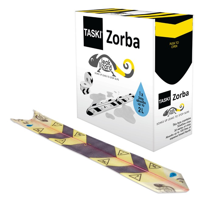 TASKI ZORBA LEAK LIZARD 30M IN 60CM STRIPS