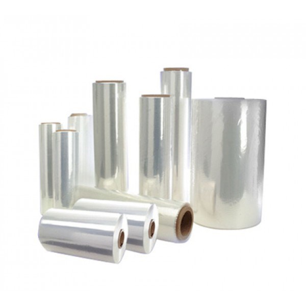 POLYTHENE CENTRE FOLDED SHRINK FILM ROLL