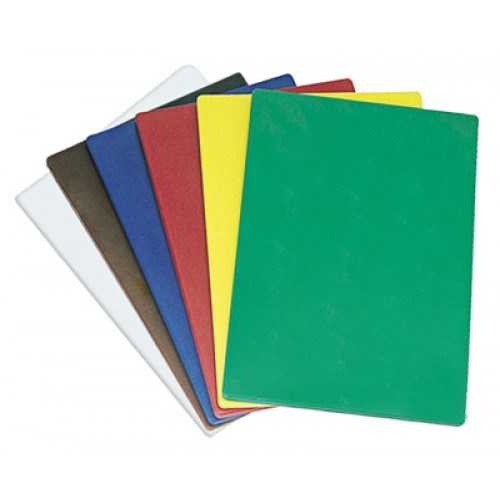 GREEN PROFESSIONAL CHOPPING BOARD 18 X 12 X 0.5 INCH