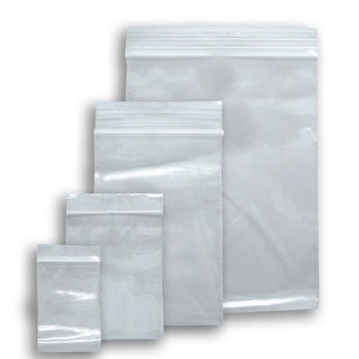 230 X 325MM MEDIUM DUTY GRIP SEAL BAGS