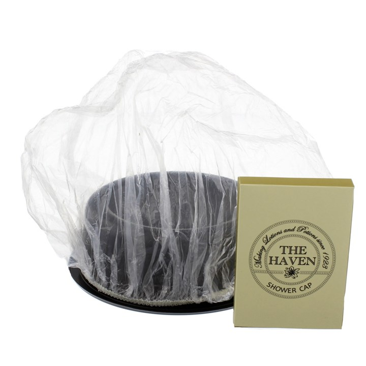 HAVEN HOTEL GUEST SHOWER CAP