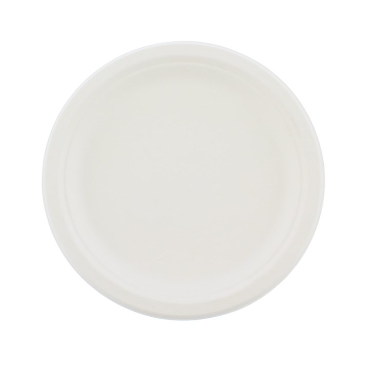 LINPAC TP3 9 INCH POLYSTYRENE ROUND PLATE