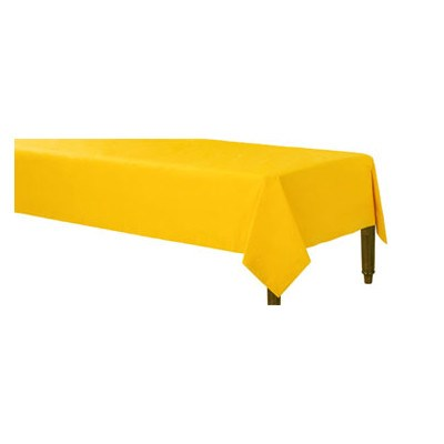 TORK BUTTERMILK DISPOSABLE TABLE COVERS 120 X 120CM