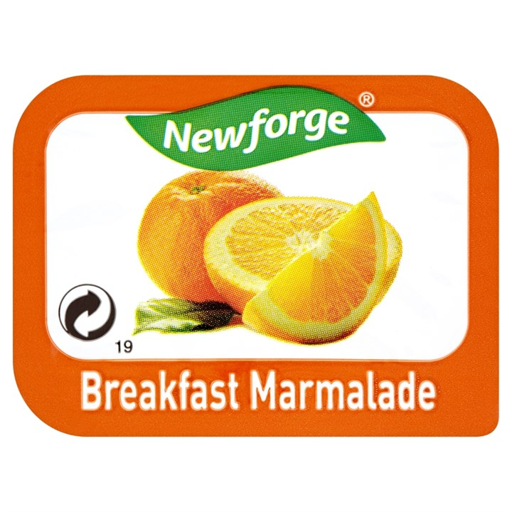 NEWFORGE 20G MARMALADE PORTIONS