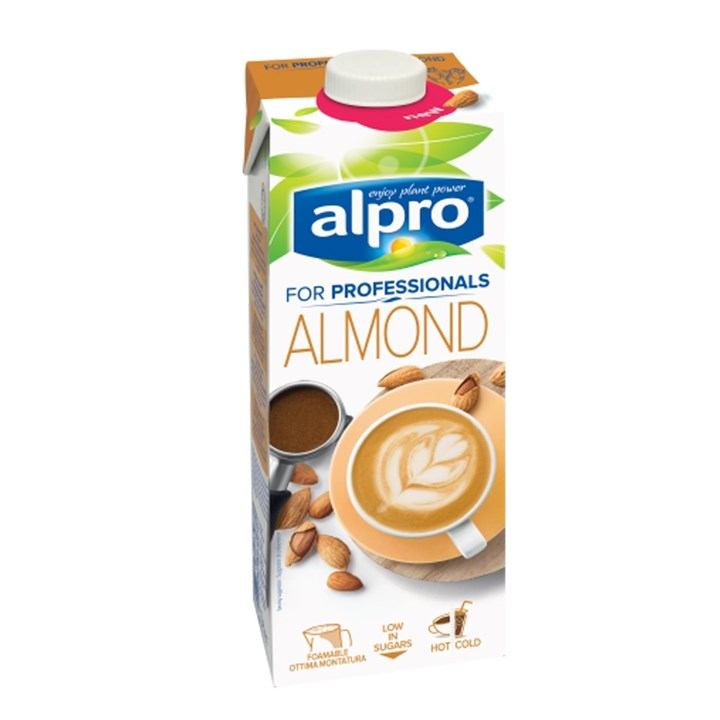 ALPRO ALMOND FOR PROFESSIONALS SWEETENED 1 LITRE