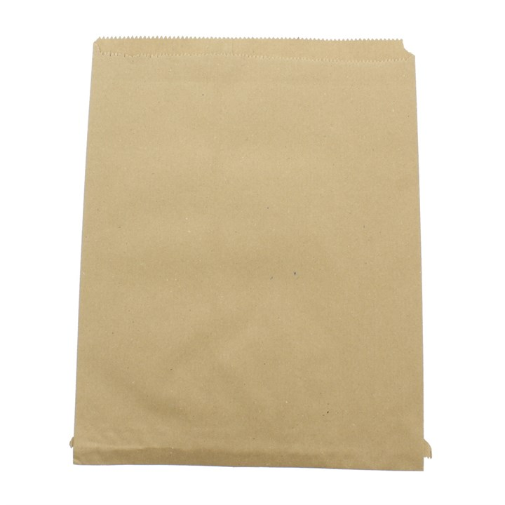 FLAT BROWN KRAFT PAPER BAGS 11 X 14 INCH