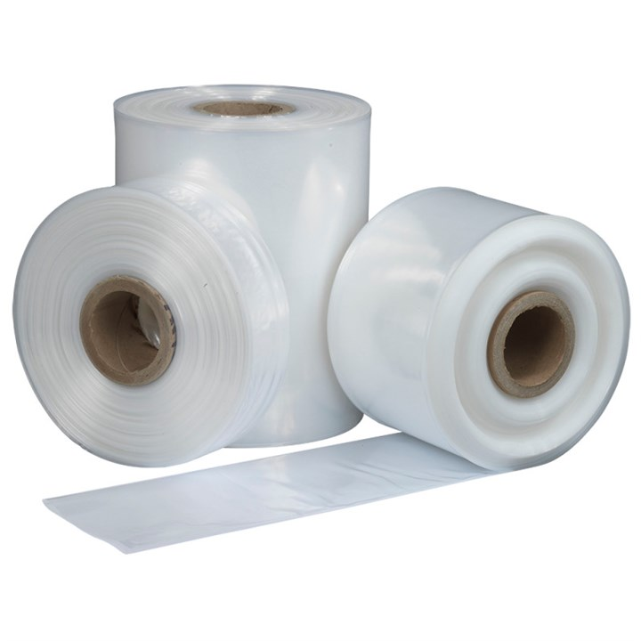 3 INCH LAYFLAT TUBING 250G VIRGIN POLYTHENE