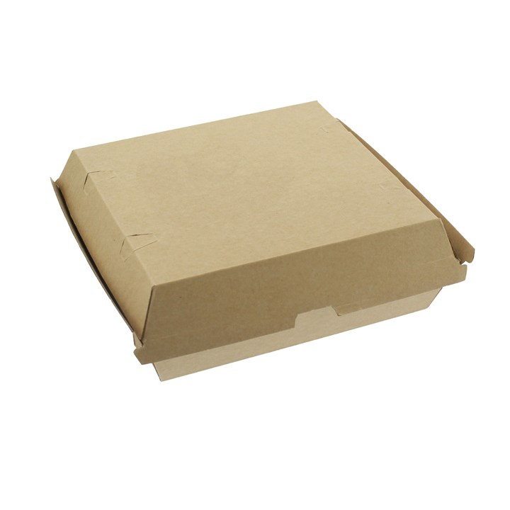 LEAF NO.12 COMPOSTABLE DINNER BOX