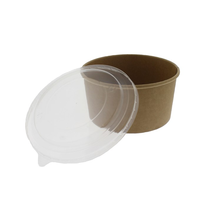 LEAF VENTED PLASTIC LID FOR 1000ML BOWL