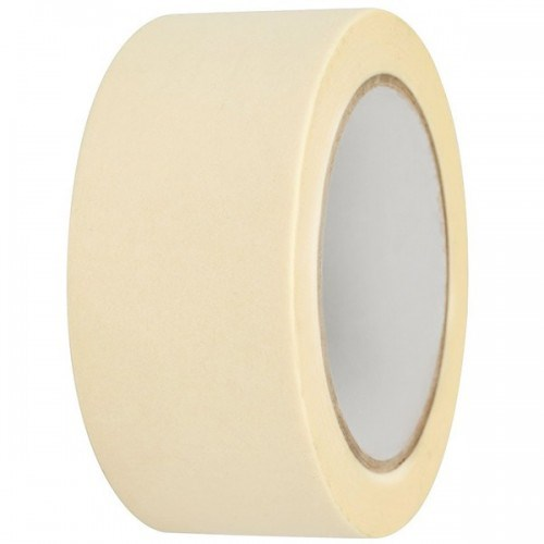 OLYMPIA WHITE MASKING TAPE 48MM X 50M ROLL