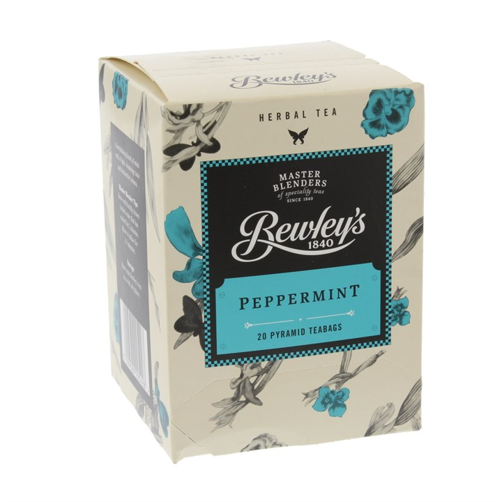 BEWLEYS PEPPERMINT TEA BAGS