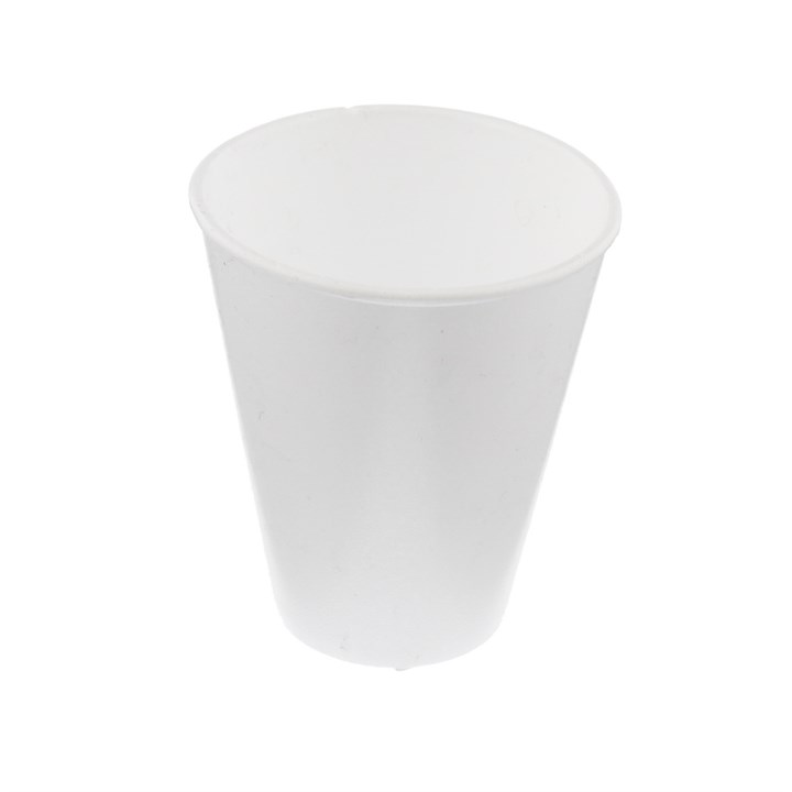 White Foam Disposable Cups