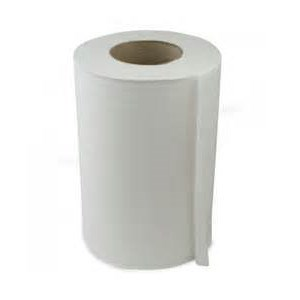MINI PAPER BARREL ROLL 2PLY WHITE 60M