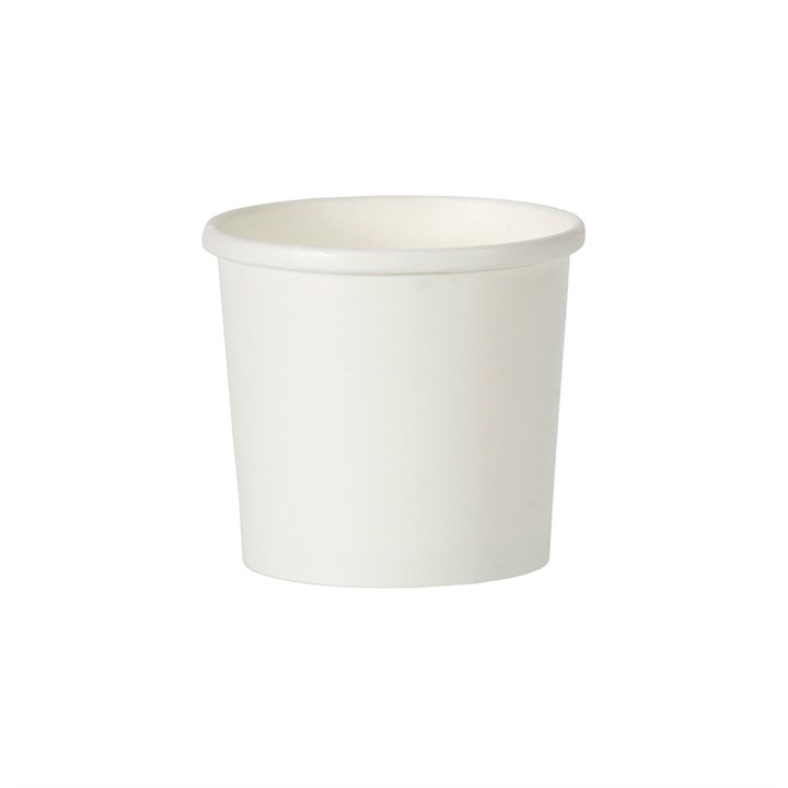 16OZ WHITE PAPER SOUP CUPS