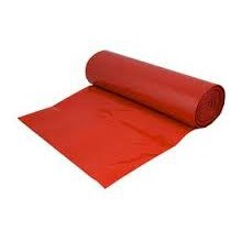 26 X 44 INCH RED REFUSE SACKS 22MU