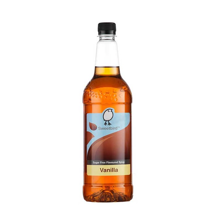 SWEETBIRD VANILLA SYRUP 1 LITRE