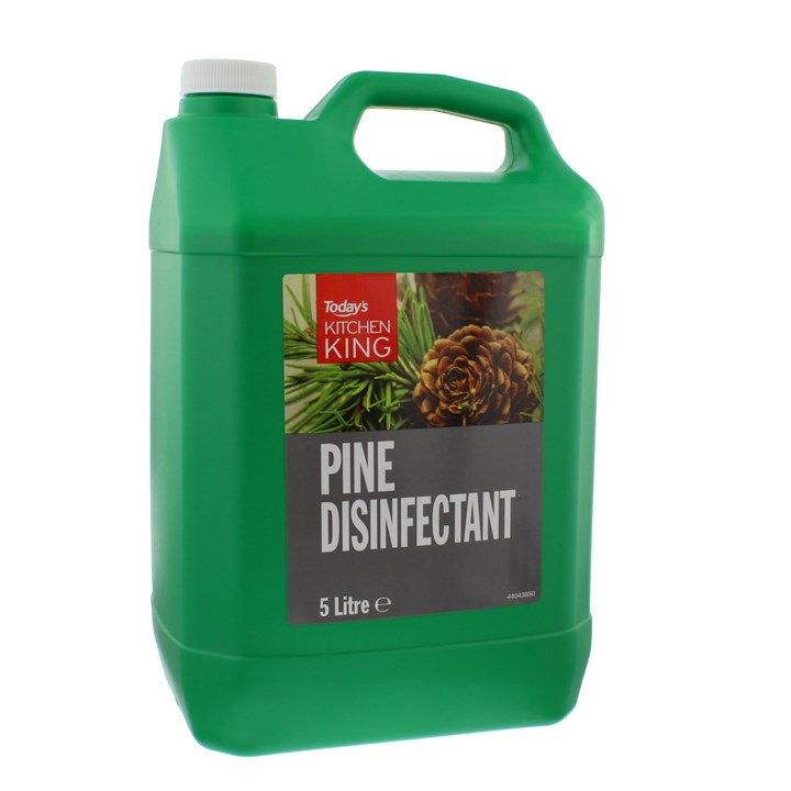 KITCHEN KING GREEN PINE DISINFECTANT 5 LITRE