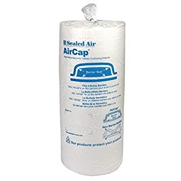 BUNDLES SEALED AIRCAP BUBBLE FILM
