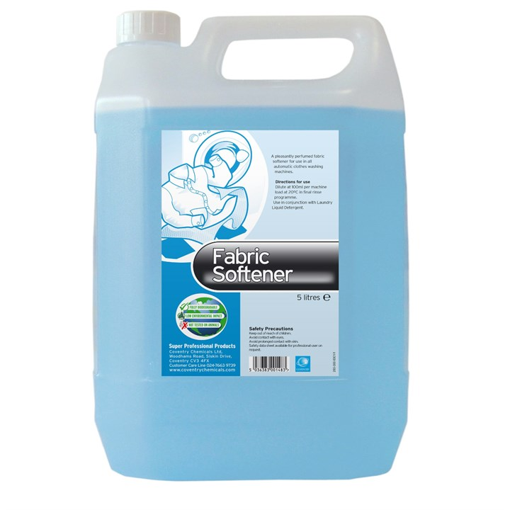 Super Professional Fabric Softener 5 Litre