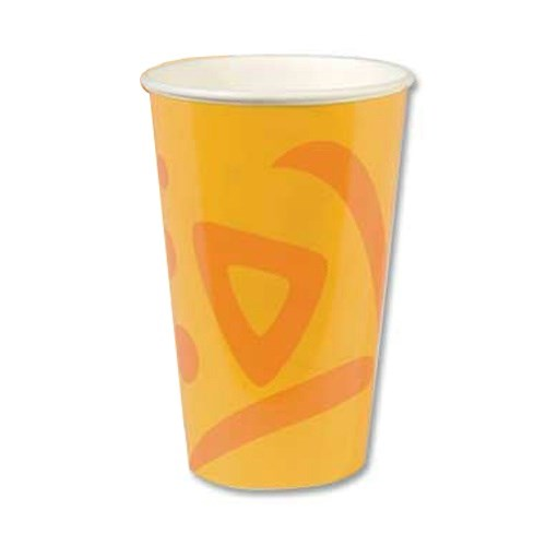 12OZ WHIZZ DISPOSABLE PAPER COLD CUPS