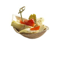 NATURESSE PALM LEAF COMPOSTABLE BOAT TRAY
