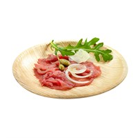 Naturesse Palm Leaf Compostable Round Plate