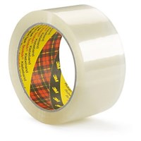 3M 309 CLEAR NO NOISE TAPE