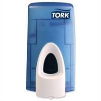 TORK S34 FOAM SOAP DISPENSER BLUE