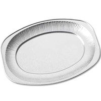 DISPOSABLE ALUMINIUM FOIL PLATTERS