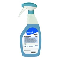 SUMA RAPID D6L GLASS AND STAINLESS STEAL CLEANER 750ML