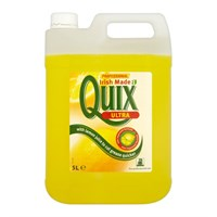 QUIX WASHING UP LIQUID 5 LITRE