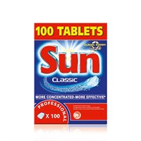 SUN PROFESSIONAL DISHWASHER TABLETS
