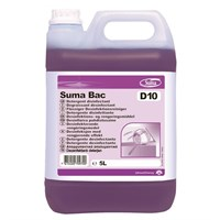 SUMA BAC CONC D10 SUPER CONCENTRATED LIQUID DETERGENT SANITISER 1.5 LITRE