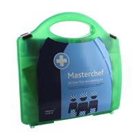 RELIANCE MEDICAL MASTERCHEF ALL BLUE CATERING KITCHEN FIRST AID KIT