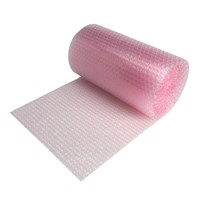 SANCELL STD 10 PINK ANTISTATIC BUBBLE FILM